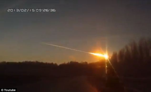 Meteor in Russia